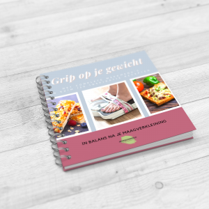 GRIP OP JE GEWICHT Kookboek